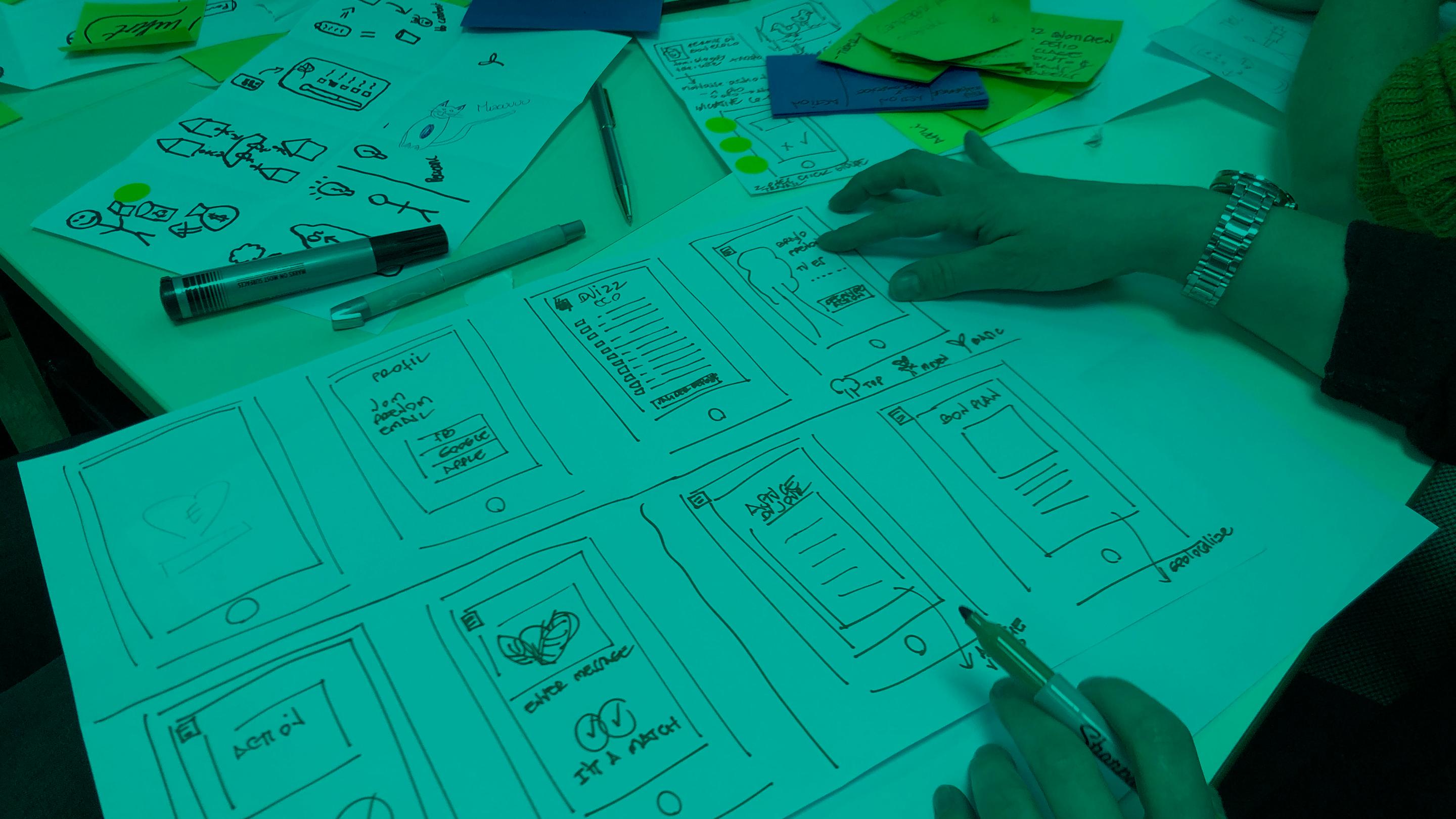 Wat is het verschil tussen user experience design en user interface design?