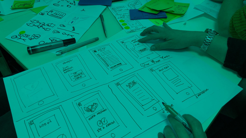 Wat is het verschil tussen user experience design en user interface design?