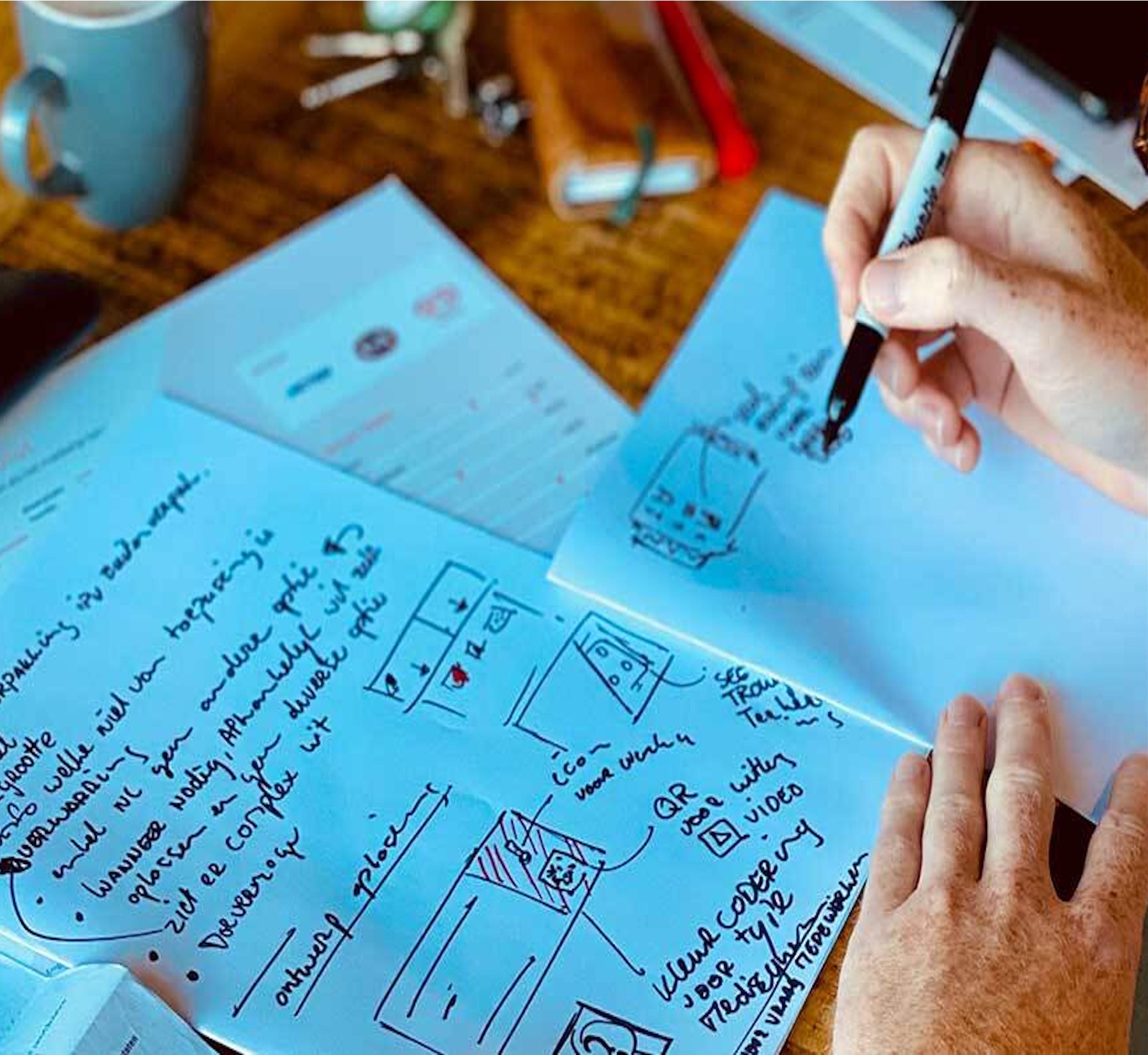 Medior UX Designer voor Keen Financials (32-40 uur)